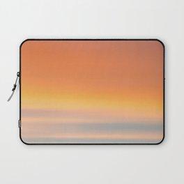 Wind Brush Sunset Laptop Sleeve