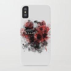 Giant Killer Slim Case iPhone X