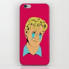 Crying Icon #1 - Dawson Leery iPhone & iPod Skin