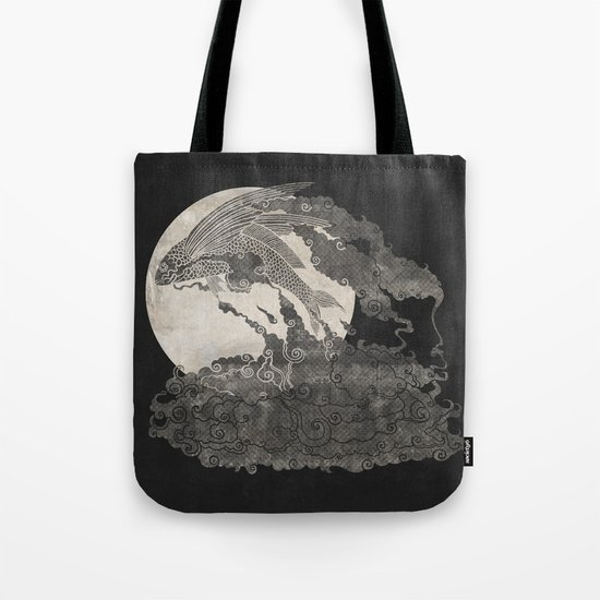 Ocean Moon  Tote Bag