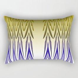 aztecs DESIGN EXOTICo Tribal Elements Rectangular Pillow