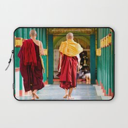 Monaci, Myanmar Laptop Sleeve