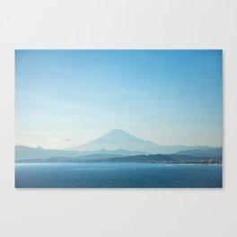 Mountain Fuji Canvas Print