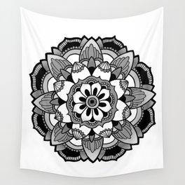 Mandala V4 Wall Tapestry