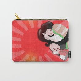 Sushi girl goes to Japan Carry-All Pouch