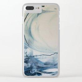 Eve Of Destruction Clear iPhone Case