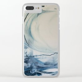 Eve Of Destruction Clear iPhone Case