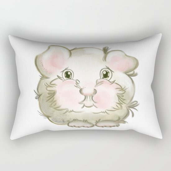 Guinea pig Rectangular Pillow