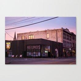 neumos (one) Canvas Print