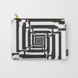 "Spin - The Didot ""j"" Project Carry-All Pouch"