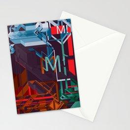 M! Stationery Cards