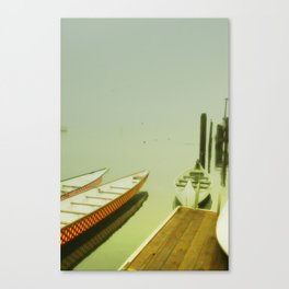 Morro Bay Morning Canvas Print