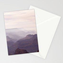 Misty Canyon 2 Stationery Cards
