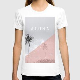 Island vibes - Aloha T-shirt