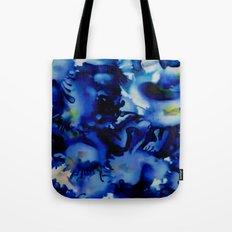 A Splash of Blue Tote Bag