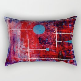This is Not My City Anymore Rectangular Pillow