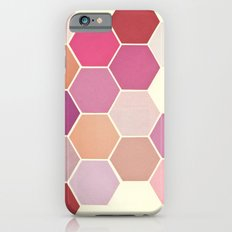 Shades of Pink Slim Case iPhone 6s