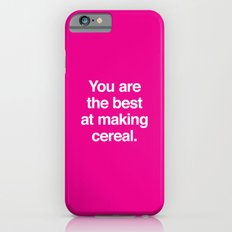 Making Cereal iPhone 6s Slim Case