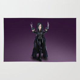 Selene, Vampire Death Dealer Rug