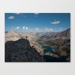 RAE LAKES Canvas Print
