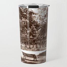 Parc Monceau Travel Mug