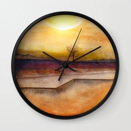 LoneTree 03 Wall Clock