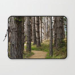 Path to the Sea (Point Lobos) Laptop Sleeve