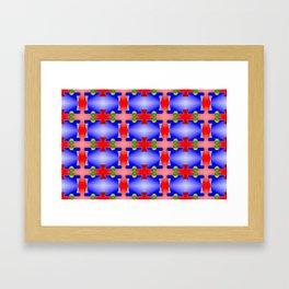 Workfun ... Framed Art Print