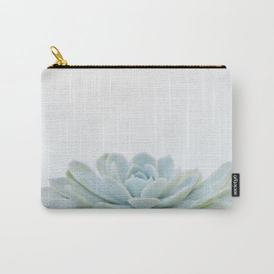 succulent 02 Carry-All Pouch