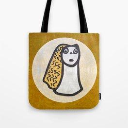 Tribal Idol #1 Tote Bag
