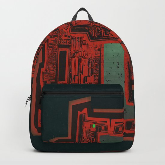 Three's a Crowd Backpack