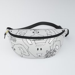 Pups Fanny Pack