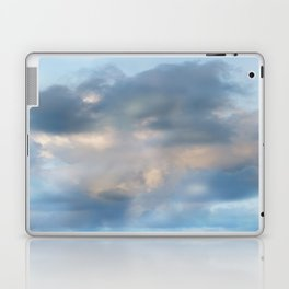 Abstract clouds Laptop & iPad Skin