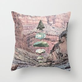 Sharpen Throw Pillow