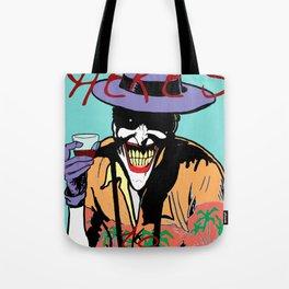 killing joker quote Tote Bag