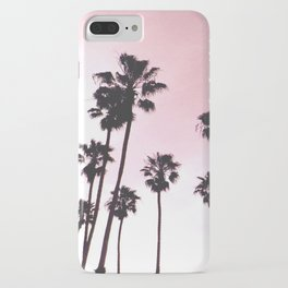 Palms & Sunset iPhone Case
