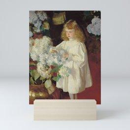 John Singer Sargent - Helen Sears Mini Art Print