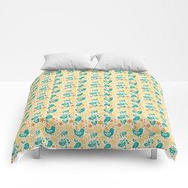 KT Damsel 2 Comforters