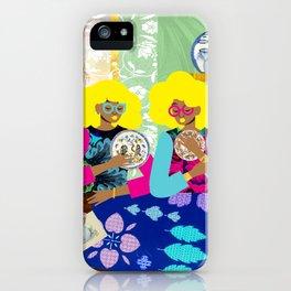 Porcelain Room iPhone Case