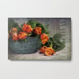 Roses so sweet Metal Print