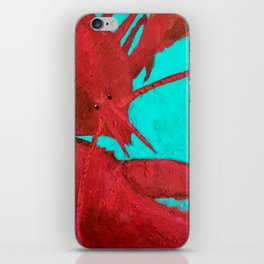 Lobster, Claws for Celebration iPhone Skin
