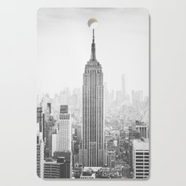 NEW YORK CITY III Cutting Board
