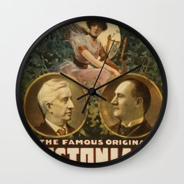 Light Opera Wall Clock