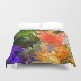 Colorful... Duvet Cover