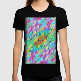 MULTICOLORED HAPPY CHAOS T-shirt