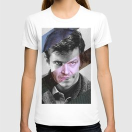MashUp of Norman Bates & Jack Torrance T-shirt