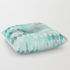 SUMMER MERMAID Floor Pillow