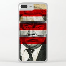 the truth is dead · don´t be evil Clear iPhone Case