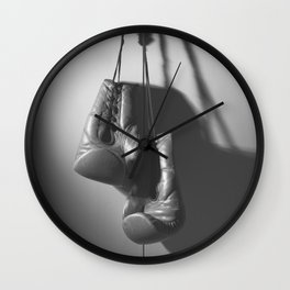 Boxing BXNG Wall Clock