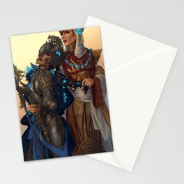 Leliana/Warden Stationery Cards